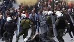 Grecia: Proclaman nueva huelga de transportistas en Atenas