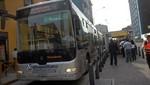 Metropolitano aumenta número de buses por inicio de clases