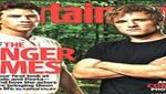 Josh Hutcherson y Liam Hemsworth en la portada de Entertaiment Weekly