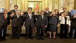 Cumbre de Jefes de Estado de Unasur se inició en Palacio de Gobierno