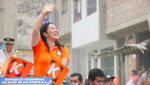 Keiko Fujimori llama soberbio a Ollanta Humala