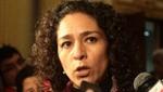 Cecilia Chacón pasaría por la Comisión de Levantamiento de Inmunidad Parlamentaria
