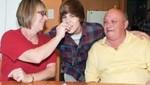 Abuelos de Justin Bieber sufrieron accidente de tránsito