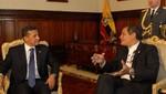 Chiclayo: V Reunión del Gabinete Binacional Perú - Ecuador se inicia el día de hoy