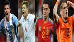 Conozca los partidos amistosos internacionales en esta fecha FIFA