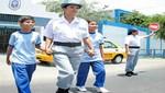 Serenas protegerán escolares en La Molina