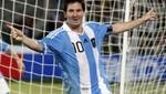 Amistoso Internacional: Argentina venció 3-1 a Suiza con triplete de Messi
