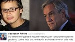Presidente Piñera condena el asesinato de Daniel Zamudio