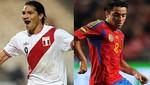 Perú enfrentaría en amistoso a España en el 2013