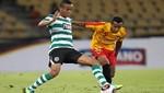 Europa League: Sporting Lisboa enfrenta al Metalist por los cuartos de final