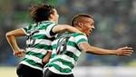 Europa League: Sporting Lisboa venció 2-1 al Metalist