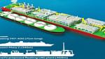 Shell construye barco gasífero 11 veces más grande que el Titanic
