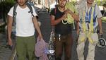 Más rescatistas se sumaron a búsqueda de Ciro Castillo