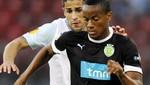 Europa League: Sporting Lisboa venció 2-1 a la Lazio