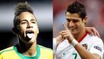 Neymar dijo ser más simpático que Cristiano Ronaldo