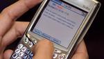 MTC: Mensajes de texto son una buena opción en emergencias