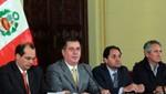 Consejo de Ministros dirigirá el Instituto de Radio y Televisión Peruana