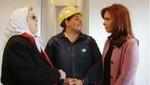 Hebe de Bonafini escribe carta de aliento a Cristina Fernández
