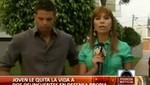 Hombre mata a dos delincuentes en Miraflores y no se arrepiente