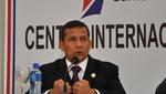 Ollanta Humala: 'No me ocuparé de los problemas de mi bancada'