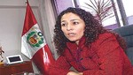Cecilia Chacón: 'Pediré que se cite a Alberto Tejada al Congreso'