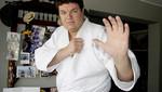 Judoka peruano Carlos Zegarra participará en el Grand Slam de Paris