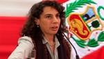 Ministra Carolina Trivelli tuvo nacionalidad chilena hasta hace 5 meses