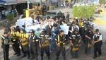 Municipio de SJM desaloja a 350 ambulantes de alrededores del mercado Valle de Sarón