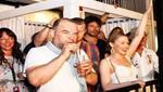 Kylie Minogue de vacaciones en Ibiza