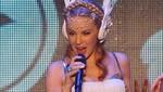 Kylie Minogue retrasa su nuevo DVD