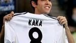 Kaká: 'Quiero triunfar en el Real Madrid'