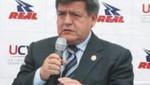 Cusco: César Acuña anunció postulación a elecciones del 2016