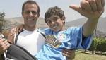 El hijo de Julinho fichó por el Tottenham de Inglaterra
