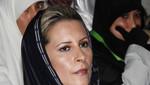 Aisha Gadafi: Libia debe vengar la muerte de mi padre