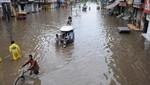 Ciclón tropical en India deja al menos seis muertos