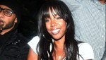 Kelly Rowland quiere un beso de película en fin de año