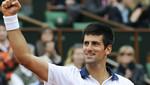 Djokovic aspira a ganar el título de Rolland Garros