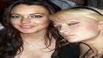 Paris Hilton y Lindsay Lohan son amigas nuevamente