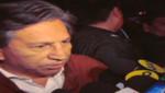 Alejandro Toledo: 'A reestructurar y modernizar Perú Posible'