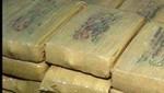 PNP incautan más de media tonelada de droga