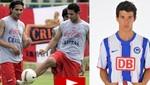 Alfredo Morales se muere por jugar a lado de Pizarro y Guerrero