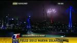 Australia y Nueva Zelanda celebran el Año Nuevo