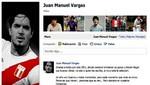 Juan Vargas recuerda a su abuelo con emocionante mensaje en Facebook
