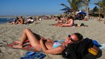 Año Nuevo llega con temperaturas de 32 grados en playas del norte