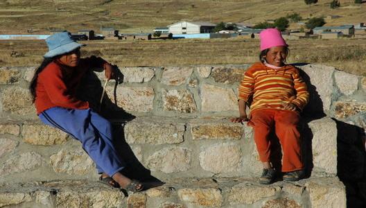 Helada en Puno