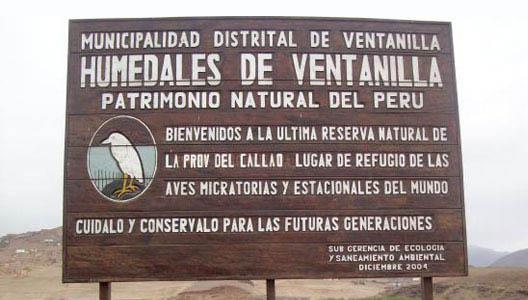 HUMEDALES DE VENTANILLA