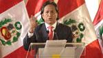 Alejandro Toledo se lanza al ruedo electoral