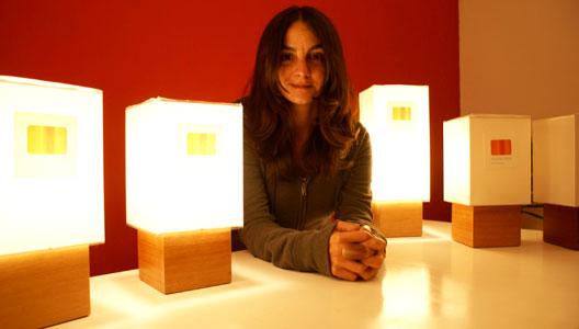 Las lámparas de Silvana Llosa