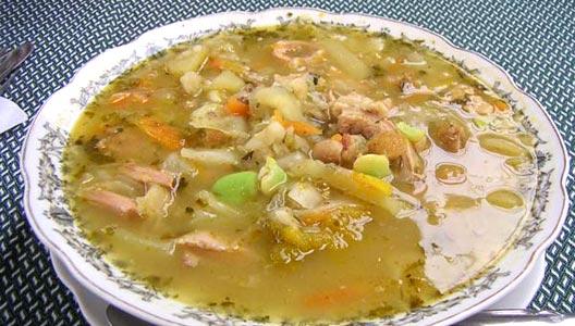 Gastronomía andina