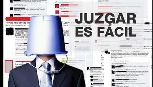 Facebook: lugar para el racismo